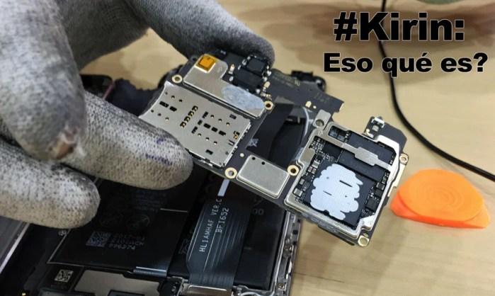 #Kirin: Qué tan importante es el procesador en un #SmartPhone?