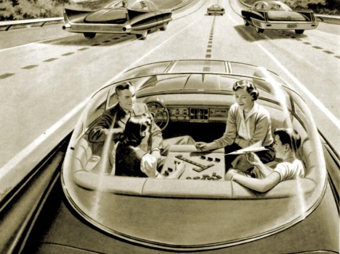 De Carros Autónomos y el Transporte como Servicio (TaaS)