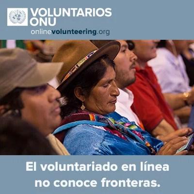 MujeresTECH: Más de 250 colombianas fueron Voluntarias en Línea de las Naciones Unidas en el 2016.