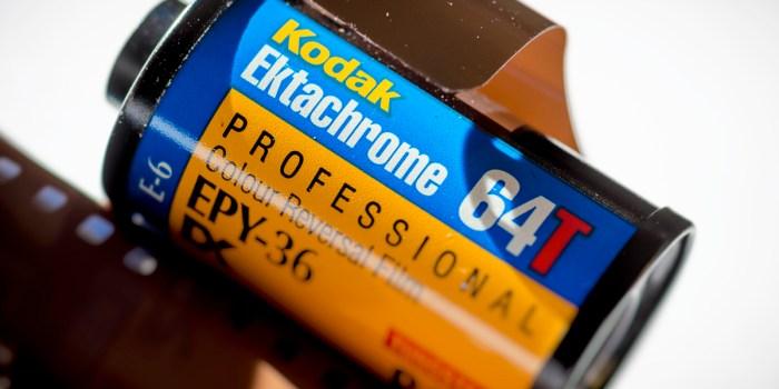 RetroBusiness y ¿por qué Kodak acaba de revivir el rollo?