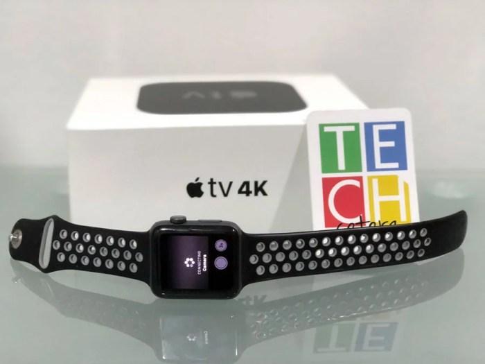 ¿Cómo tomar fotos a distancia usando su Apple Watch?