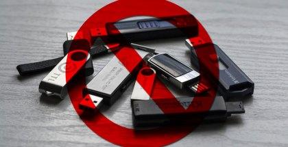 No se reconocen las USB