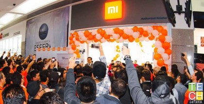 Xioami inaugura su primera tienda en latinoamérica