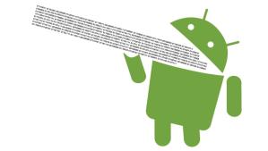 """Hablemos del """"Apetito"""" de Android - TECHcetera"""