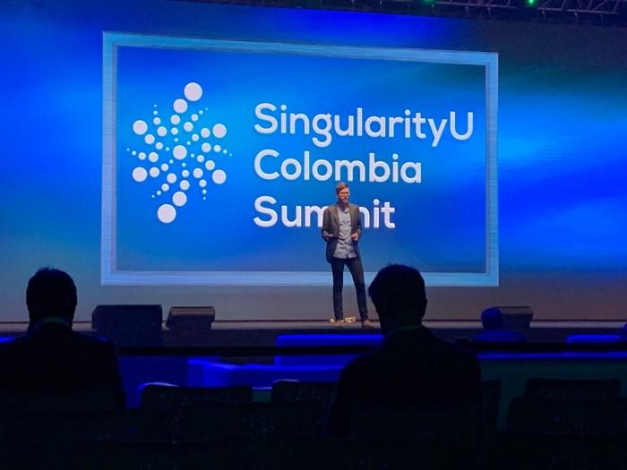 Mensajes Claves del Singularity U Summit Colombia