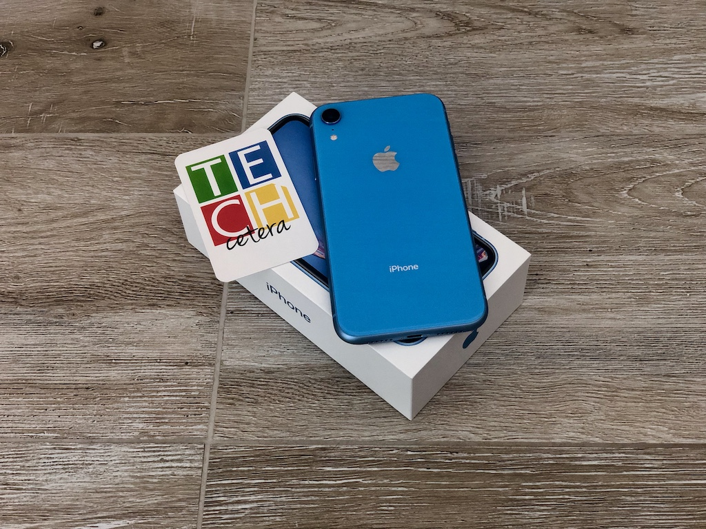 Primera Vista: iPhone XR - TECHcetera