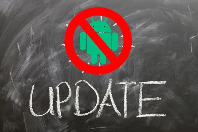 Evite smartphones que no reciban las últimas actualizaciones de Android