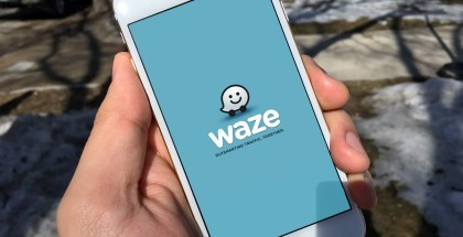 Waze en iPhone