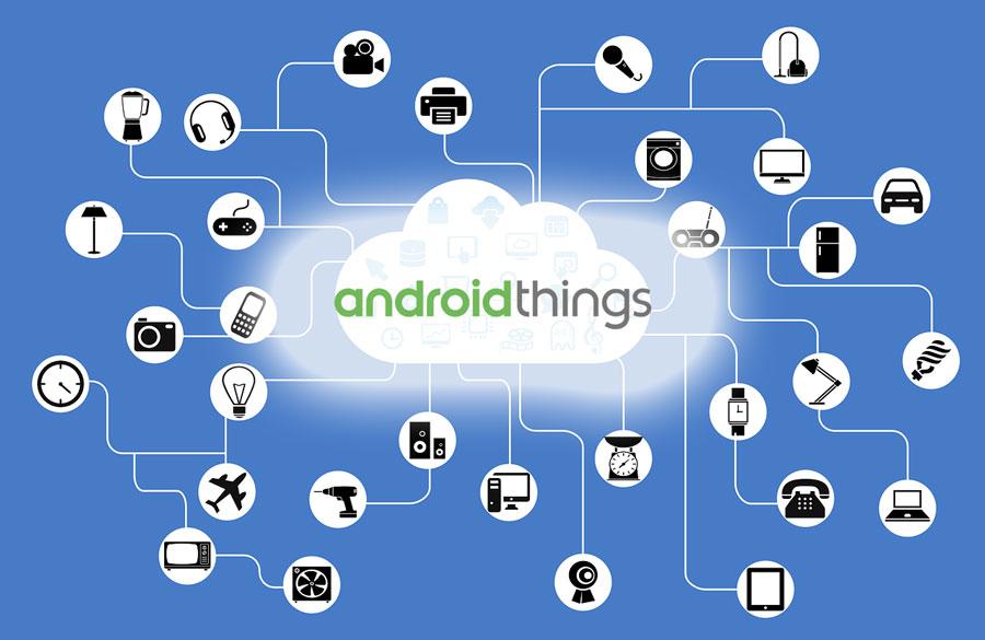 Android Things: para todas las cosas! | TECHcetera