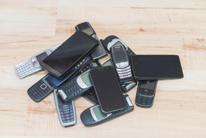66d1252955e Año tras año: la evolución de los teléfonos celulares - Techcetera