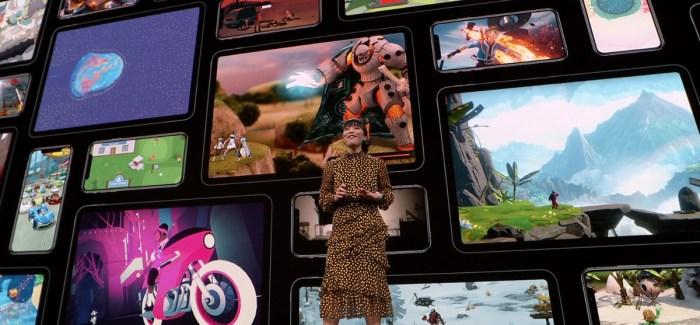 Apple Arcade: el más interesante de los anuncios del Lunes