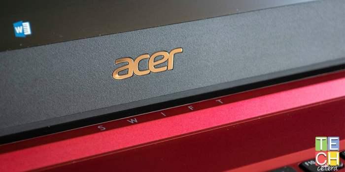 Potente y delgada la ACER Swift 3