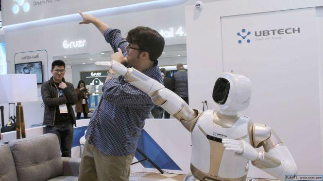 Robot Walker de Ubtech