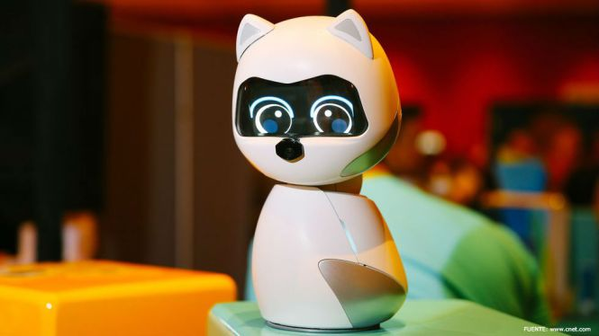 Robot Kiki
