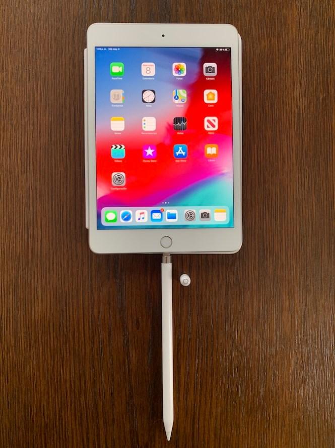 e5d3c59d600 Hubiera preferido que se integrara con el Apple Pencil 2 que uso en mi iPad  Pro, al fin y al cabo se vende como un accesorio. Pero entiendo las razones  -de ...