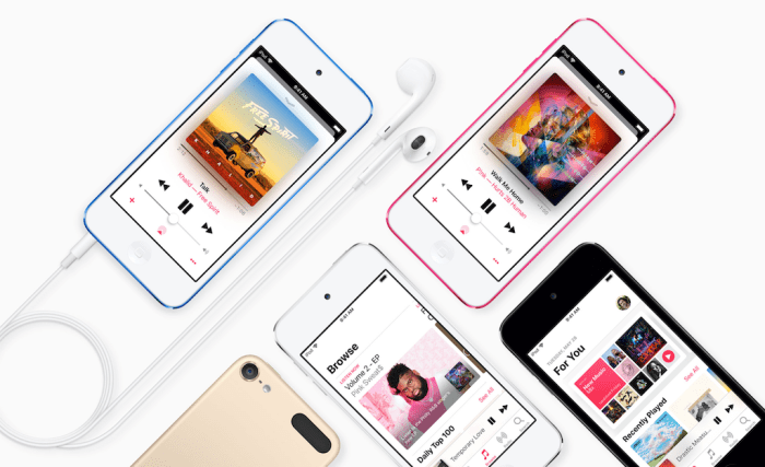 Apple actualiza el iPod Touch! (y estoy MUY confundido)