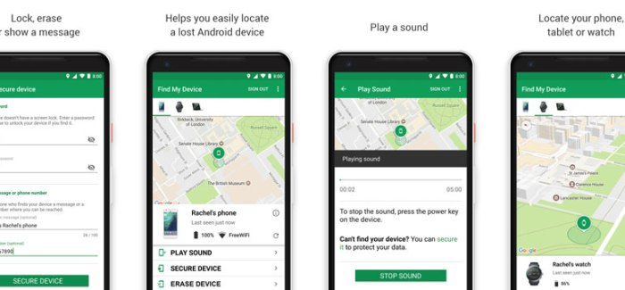 ¿Se le perdió su Android? Aquí la forma de encontrarlo!