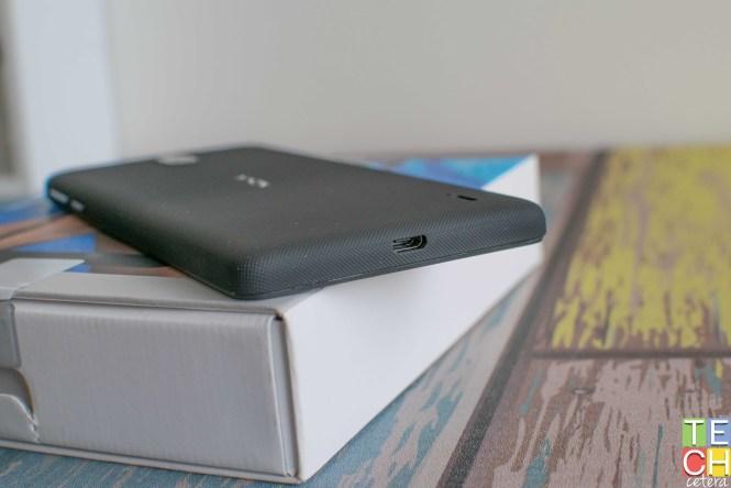Carcasa del Nokia 1 Plus, resistente