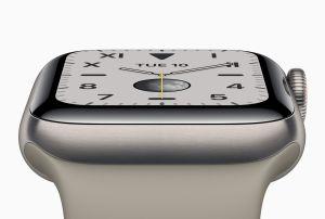 El gran upgrade del Apple Watch Series 5