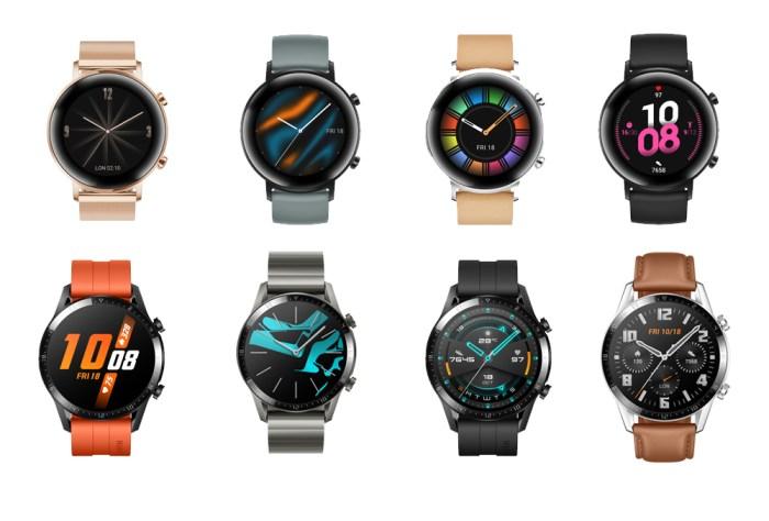 ¿Ya vieron el Huawei Watch GT 2? Está DI-VI-NO