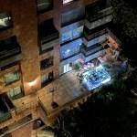 Foto nocturna desde las alturas con el iPhone 11