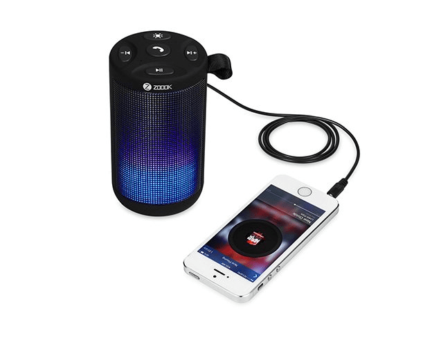 Bluetooth Speakers India: Zoook ZB-JAZZ Wireless Bluetooth Speaker