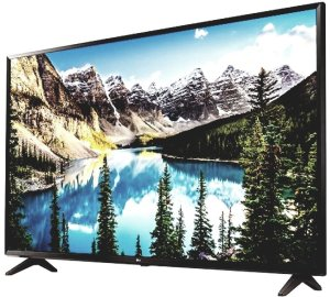 LG 49 inch 4K Ultra HD LED Smart TV