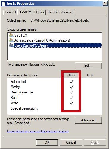 How to Block any website windows Snap 3