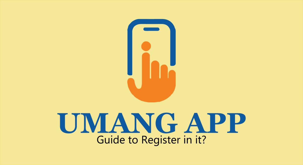 Umang app register