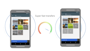 Google Files Go App Send Offline Files 5 Times Faster
