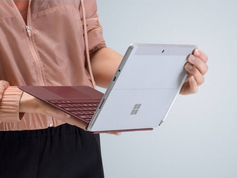 Microsoft Surface Go Tablet Available Now for Orders