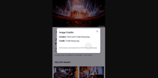 Google Images Adds Creator and Credit Metadata