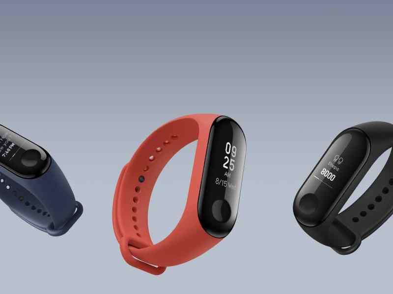 Xiaomi Mi Band 3 Fitness Tracker