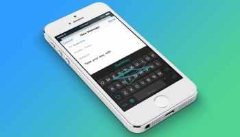 remove Bing Search Button from Swiftkey Keyboard App
