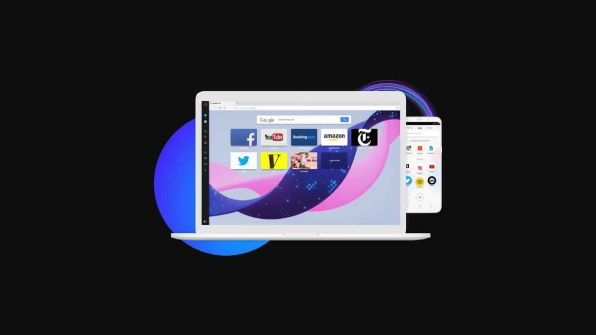 How to access free VPN in Opera Browser for Android