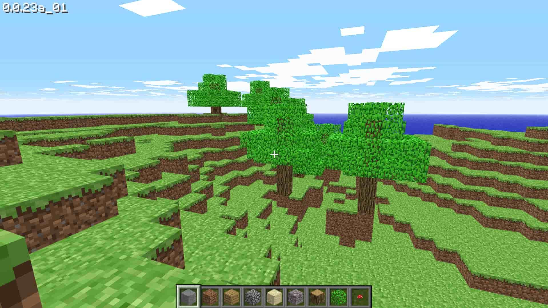 Classic Minecraft