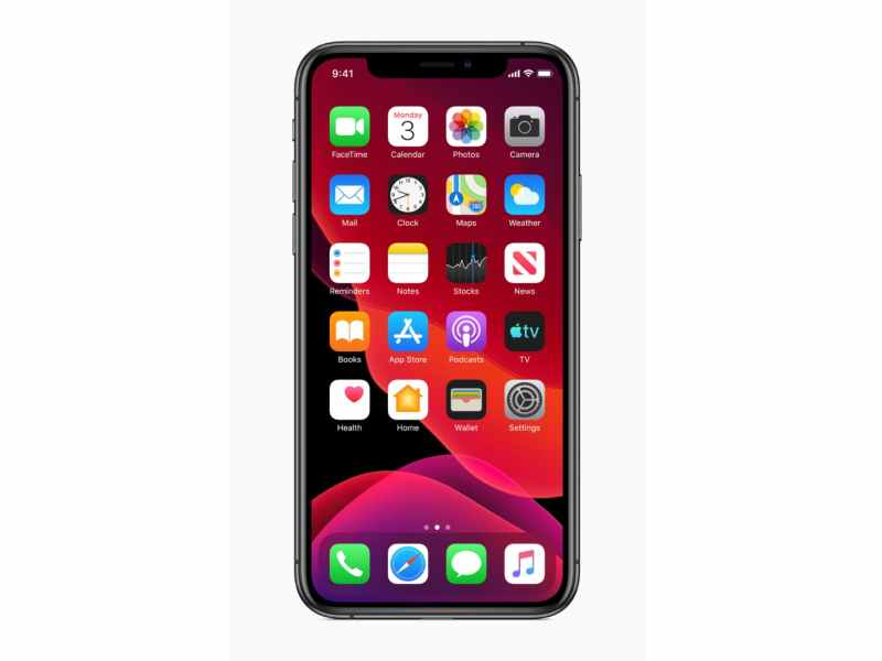 list of iPhones getting iOS 13 support