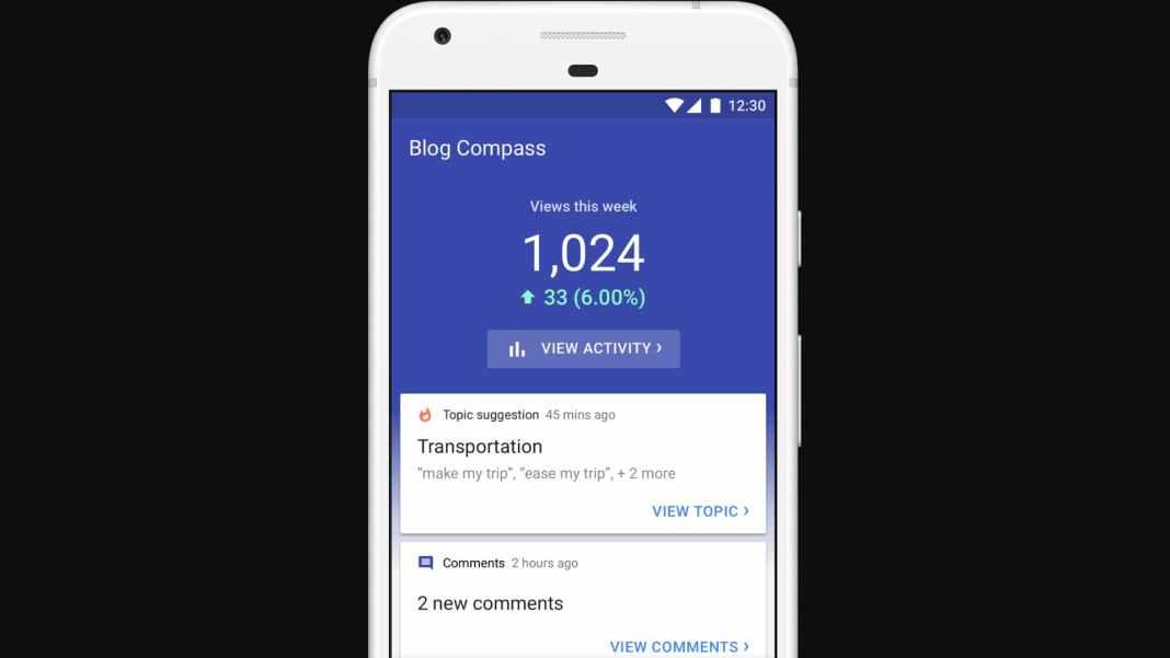 Google Shuts Down Blog Compass
