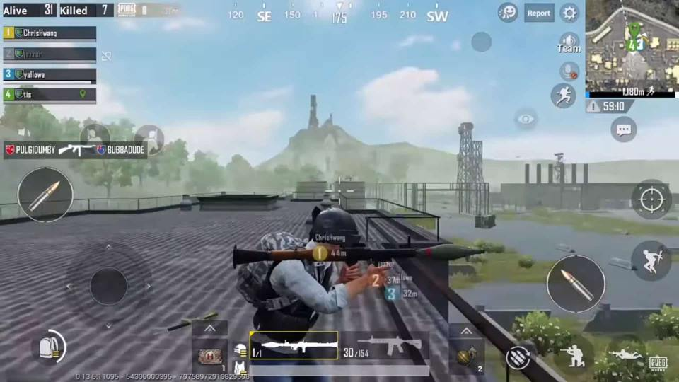 PUBG Mobile Lite New Weapon RPG 7