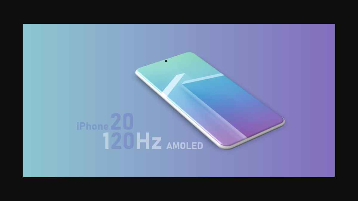 iphone 120hz display