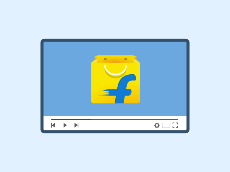Flipkart Looks Forward to Launch their Own Video Streaming Service