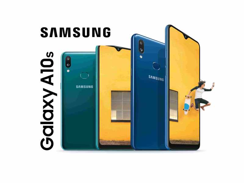 Samsung Launches Galaxy A10 in India