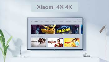 Xiaomi Launches 4 New Smart TV in India