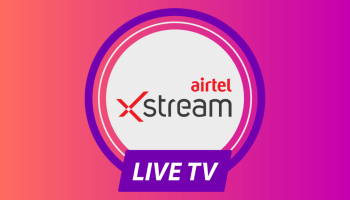 Airtel XStream Live TV Channels List 2020