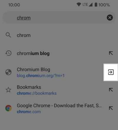 Easily Switch to an already opened tab Chrome