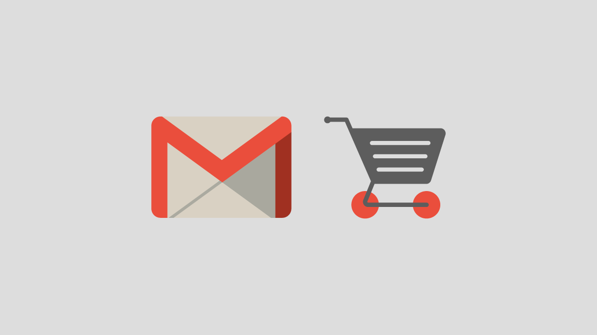 Filter Shopping Emails Gmail