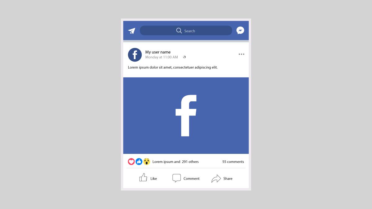 Hide Like Count Facebook Post