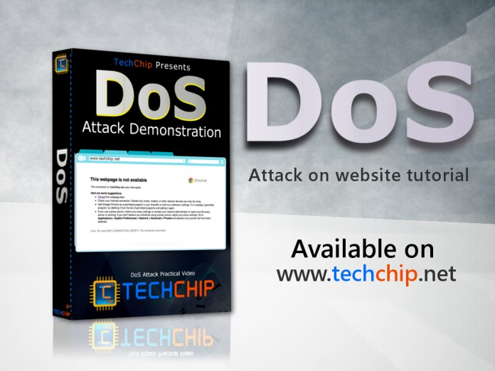 DoS Attack on website