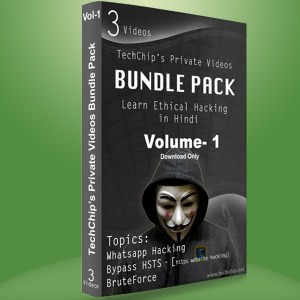 Ethical Hacking Bundle Pack Vol I