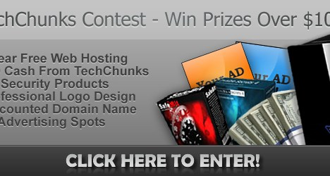 techchunks contest win $1000 prize